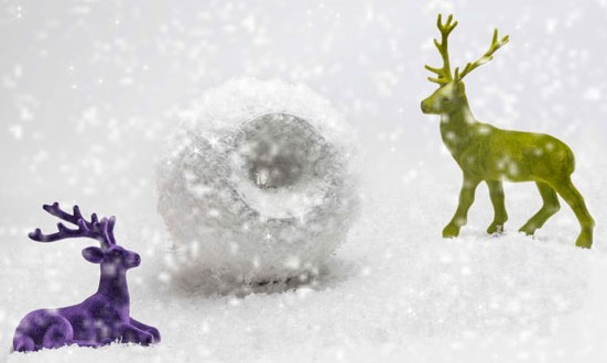 snowball-with-deers